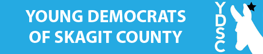 Young Democrats of Skagit County Logo